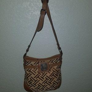 Tignanello small crossbody purse